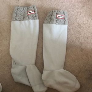 TALL hunter boot socks
